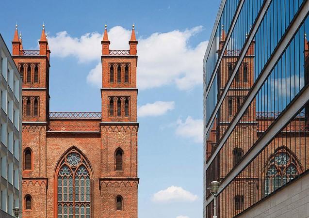 Friedrichswerdersche Kirche © ZIEGERT – Bank- und Immobilienconsulting GmbH / Bauwert Aktiengesellschaft
