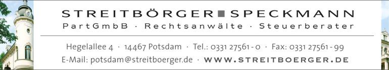 Streitbörger-Banner-0216 Prospektversprechungen beim Bauträgervertrag