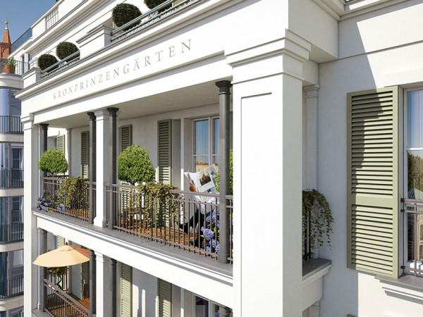 Kronprinzengärten © ZIEGERT – Bank- und Immobilienconsulting GmbH / Bauwert Aktiengesellschaft