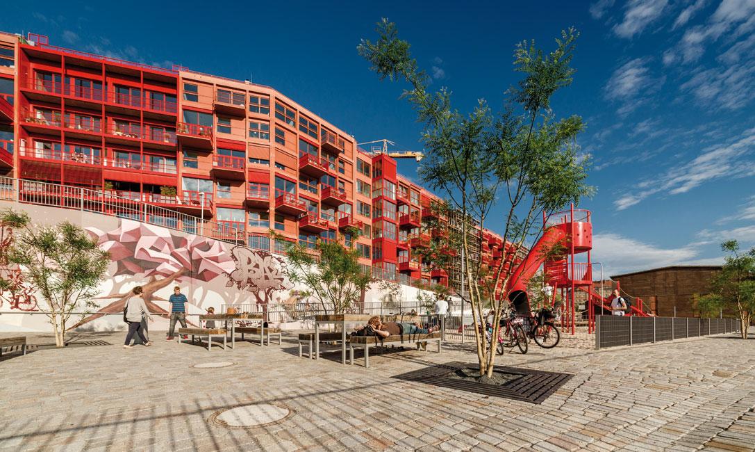 Lokdepot Berlin am lokdepot anregendes rot im grauen berlin exklusiv immobilien