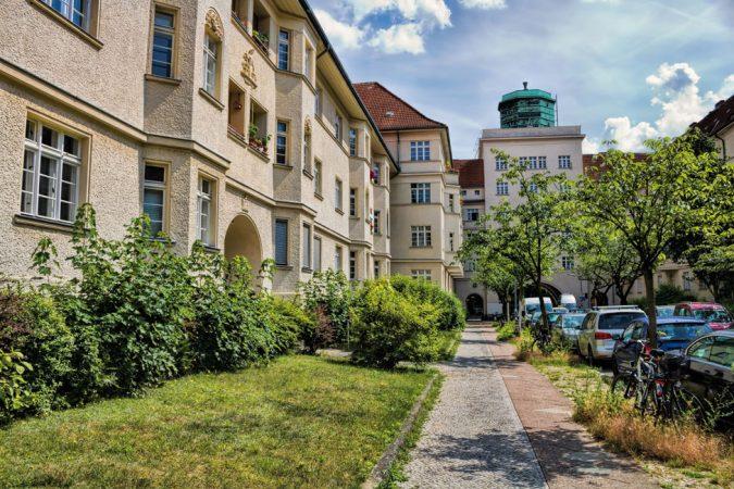 Ceciliengärten in Friedenau © ArTo / Fotolia.de