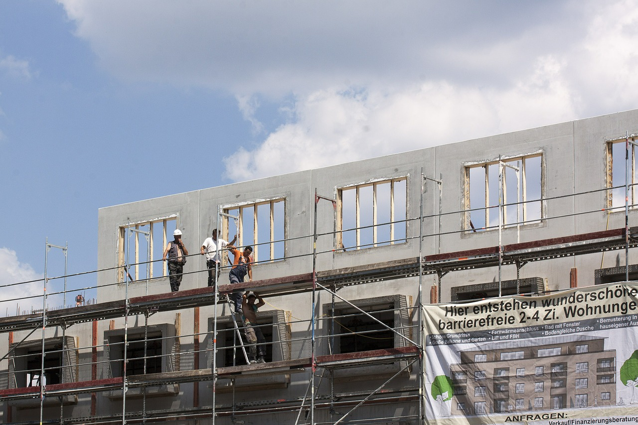Finanzierung der Neubauimmobilie