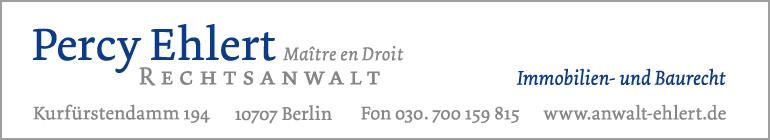 Ehlert-Banner-0117 Baugenehmigung – Wirkung und Rechtsschutz