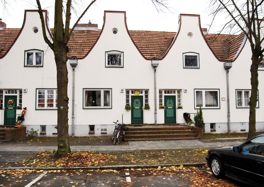 GartenstadtStaaken-02 Die Gartenstadt Staaken
