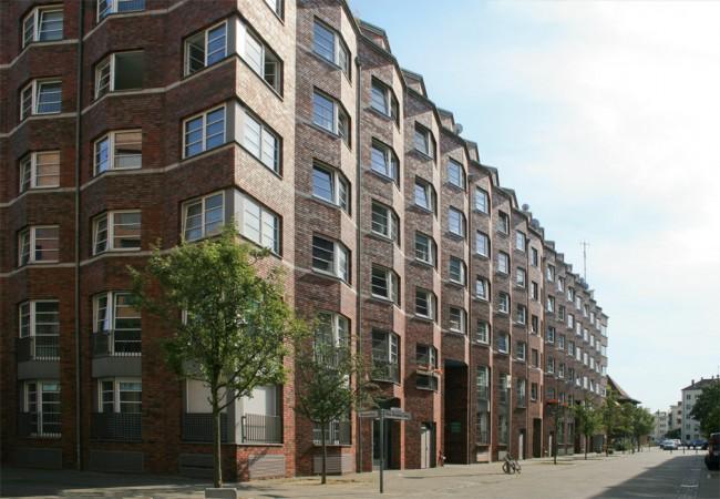 Wohnungsbau auf dem Gelände der ehemaligen Schultheiss-Brauerei © C.Bender-Saebelkampf