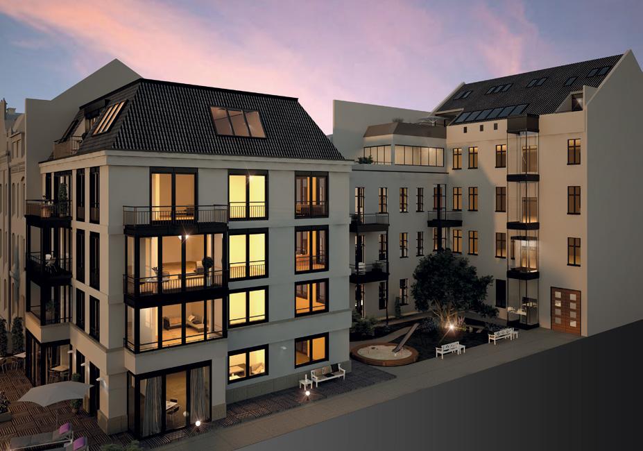 360 grad rundblick: wohnen im penthouse - exklusiv immobilien in, Innenarchitektur ideen