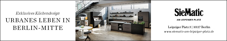 k chentrends 2017 exklusiv immobilien in berlin. Black Bedroom Furniture Sets. Home Design Ideas