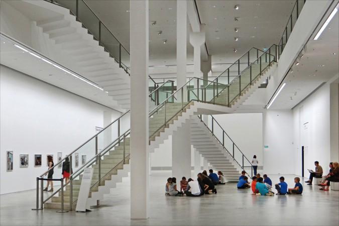 """""""L'intérieur de la Berlinische Galerie (Berlin)"""" von CC BY 2.0"""
