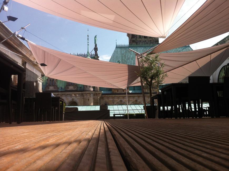 Sonnenschutz-Handelskammer-Hamburg Die Kunst des Schattens: Sonnenschutz