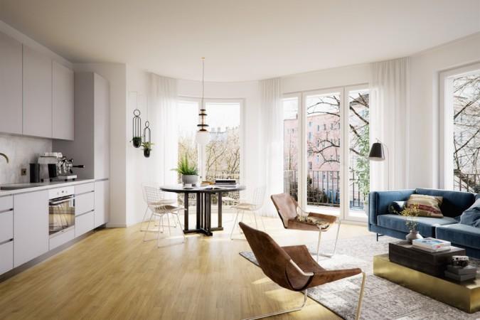 ENTREE • Wohnbereich© Strategis AG