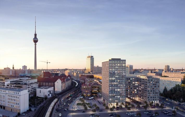 Willkommen im GRANDAIRE Berlin © Strategis AG