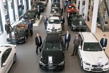 BMW-Nefzger-Berlin-Verkaufsteam