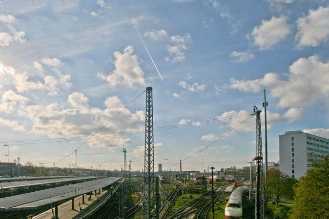 Bahnhof Lichtenberg © N.Bettac