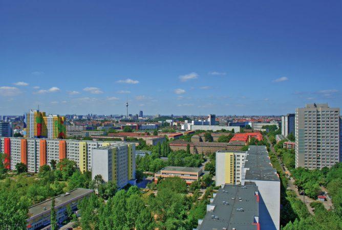 Blick über Lichtenberg Richtung Stadtzentrum © alm1982 / Fotolia.com