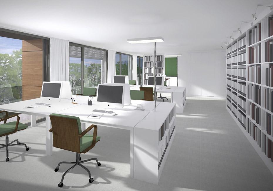 Buero-Campus-Filmpark-Babelsberg-KW-Development Baustart für das Pentagon in Potsdam