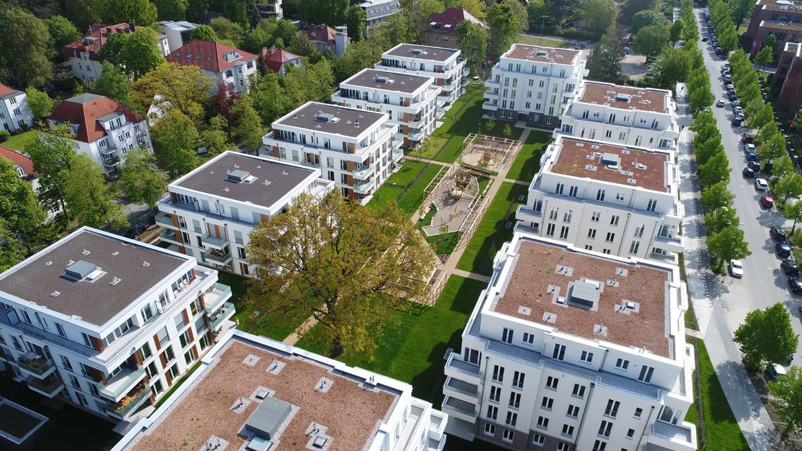 Campus-Filmpark-Babelsberg-KW-Development Baustart für das Pentagon in Potsdam