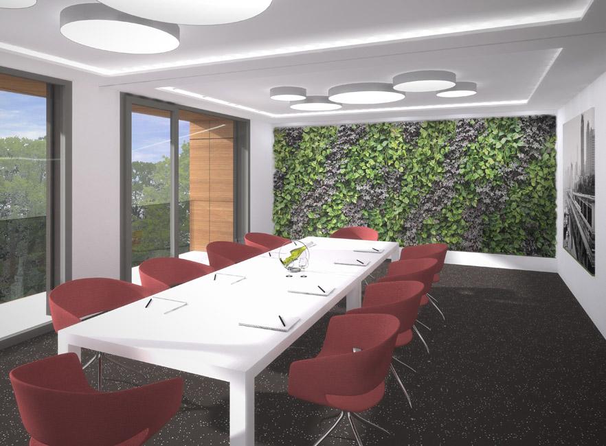 Konferenzraum-Campus-Filmpark-Babelsberg-KW-Development Baustart für das Pentagon in Potsdam