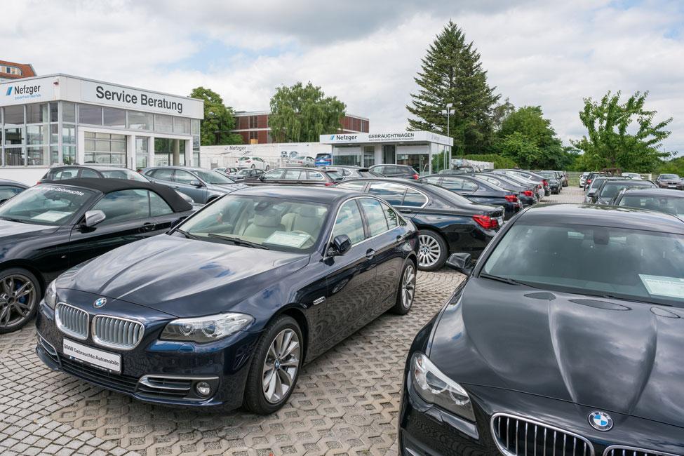 BMW_Nefzger_Spandauer_Damm-18 Elegante Auswahl beim BMW-Partner Nefzger