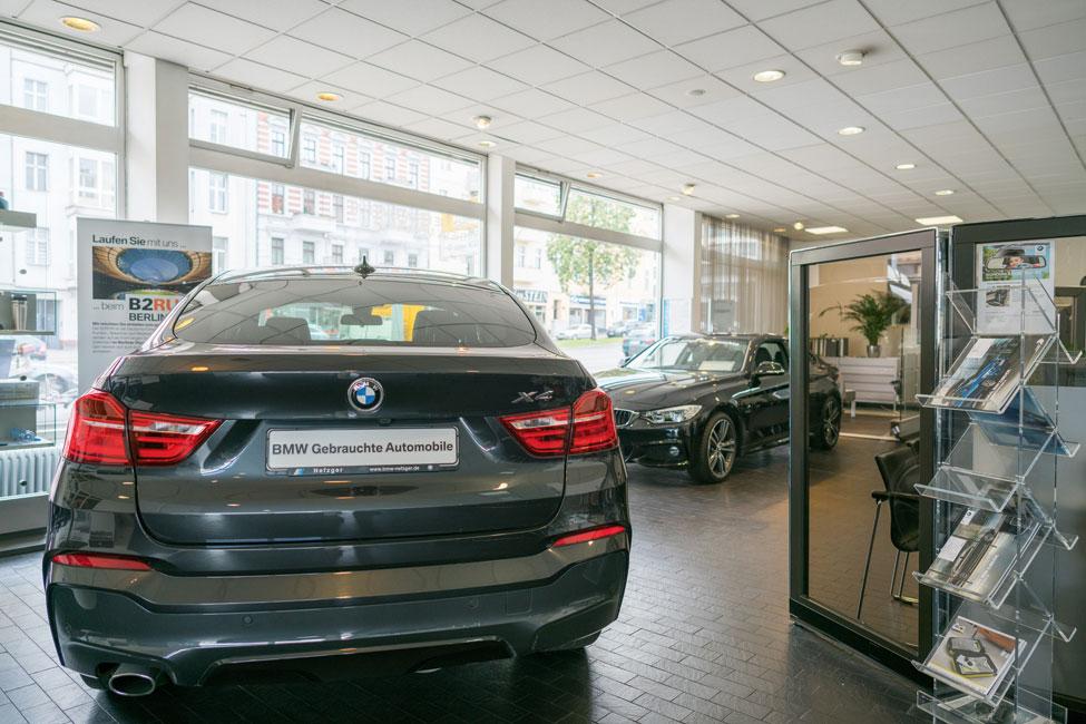BMW_Nefzger_Spandauer_Damm-20 Elegante Auswahl beim BMW-Partner Nefzger