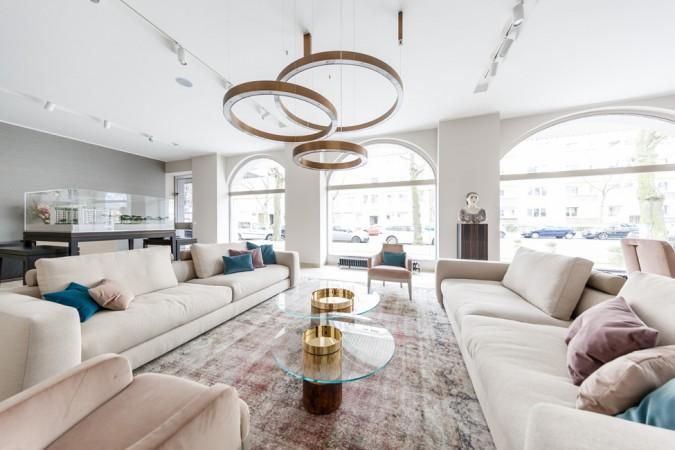Im Showroom Vorort können Sie eine Finest Selection der Ausstattung in Augenschein nehmen. © ZIEGERT – Bank- und Immobilienconsulting GmbH