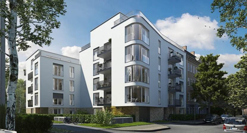 22 Wohnungen zum Wohlfühlen in Laufweite zum Florakiez © Ziegert Bank- und Immobilienconsulting GmbH
