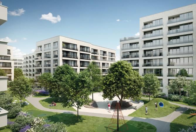 Das Maximilians Quartier: Wohnen im grünen Herzen von Schmargendorf © Groth Gruppe