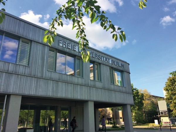 Auch zum Campus der FU Berlin sind es vom Maximilians Quartier nur wenige Minuten. © Daniel Godor