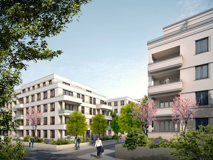 Maximilians-Quartier_Hof-2_Groth Auftakt zum Baustart für das Maximilians Quartier in Schmargendorf