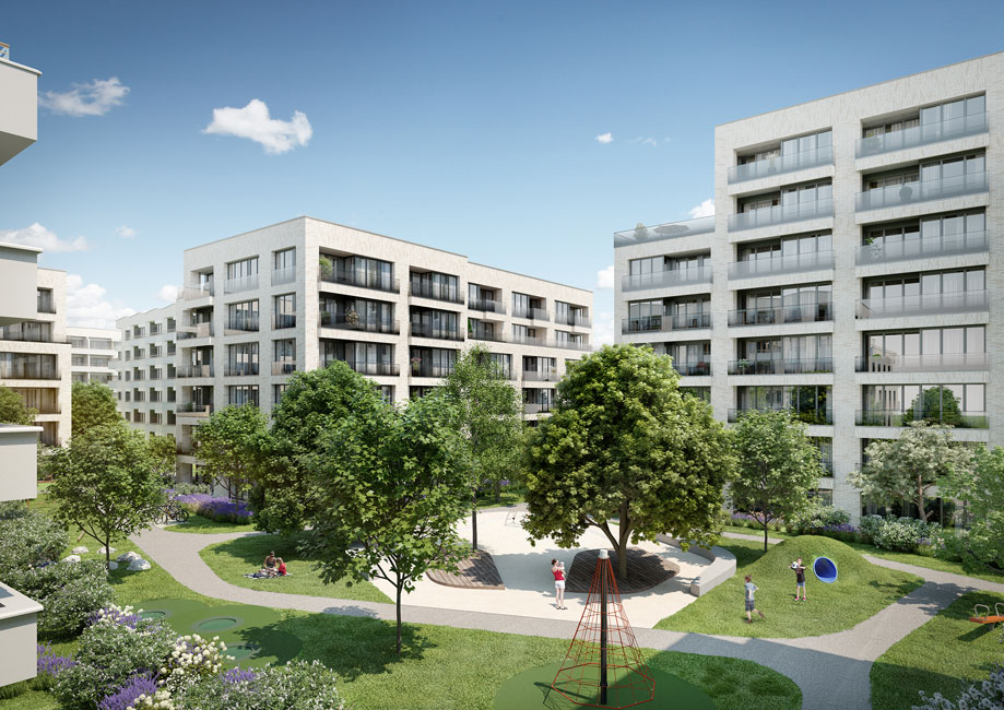 Maximilians-Quartier_Hof_Groth Auftakt zum Baustart für das Maximilians Quartier in Schmargendorf