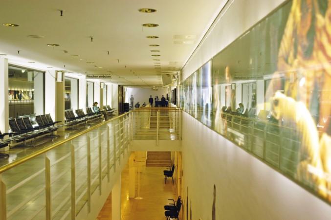 Foyer der Schaubühne © Siegfried Büker