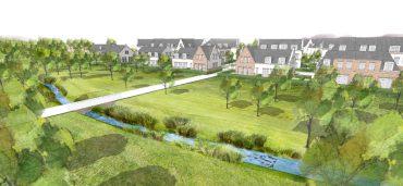 Die Gartenstadt Grüne Aue Biesdorf vereint Individualität und Vielfalt in einem Projekt.