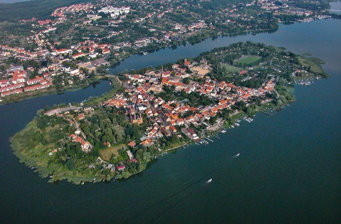 Werder Luftbildaufnahme © PEKA Erste Vermögensverwaltungs KG