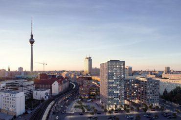 Reggeborgh GRANDAIRE BERLIN am Alexanderplatz