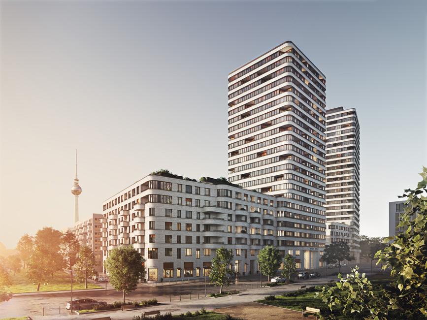 UPSIDE-BERLIN-Strassenperspektive Upside: Der East Side Gallery Kiez