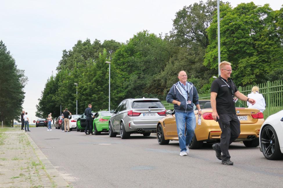 BMW-Nefzger-Drive-Tour-2017-Boxenstop Optik und Fahrspaß