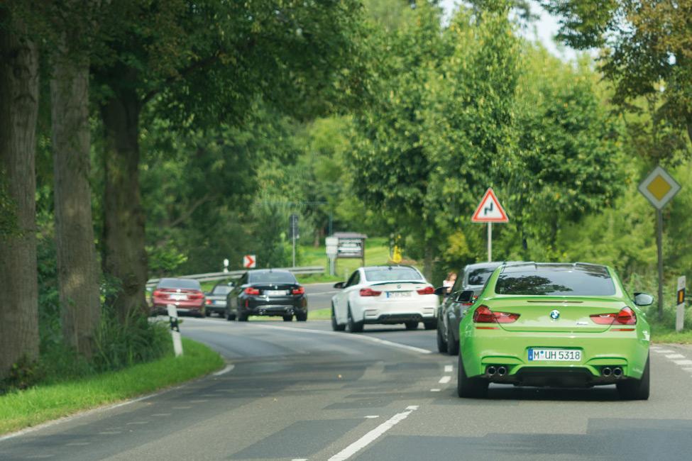 BMW-Nefzger-Drive-Tour-2017-Fahrt Optik und Fahrspaß