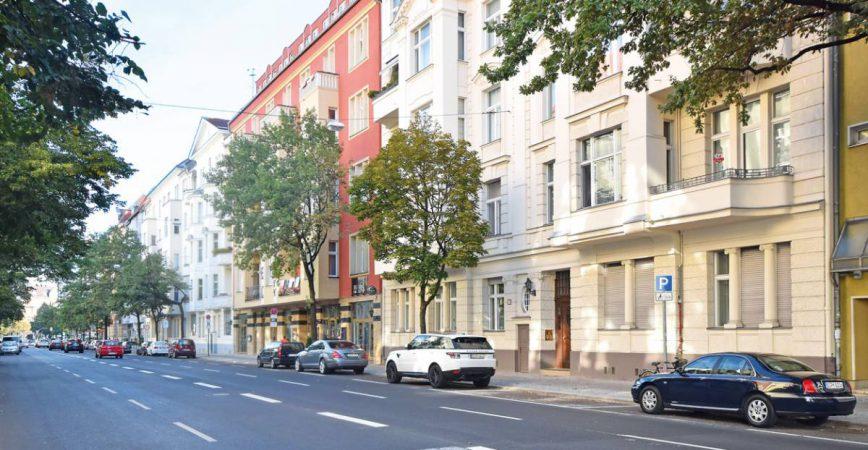 Konstanzer Straße © Baywobau Baubetreuung GmbH