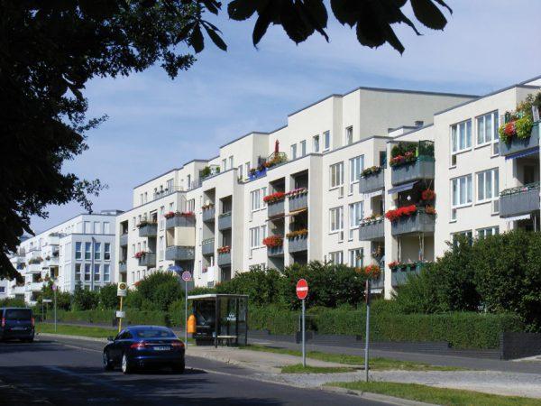 Marzahn-Hellersdorf bietet noch Platz für neue Bauprojekte.  © Sludge G Lizenz: CC BY-SA 2.0