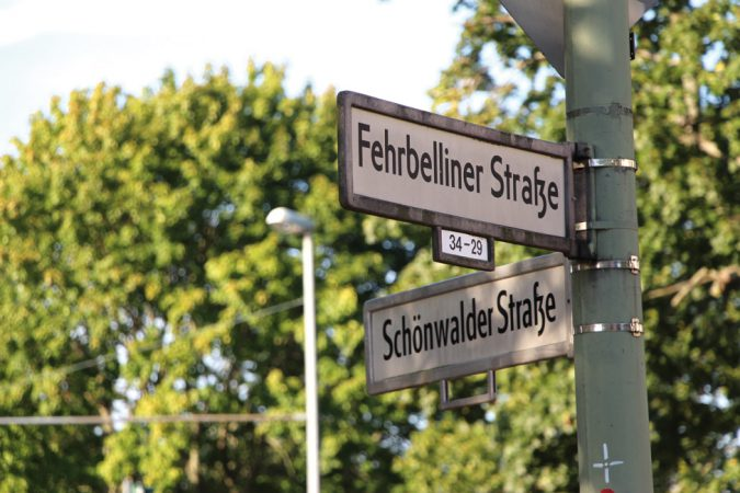 Im Fehrbelliner Kiez wird gebaut: Lebensart Spandau von Project Immobilien Wohnen AG © N. Bettac