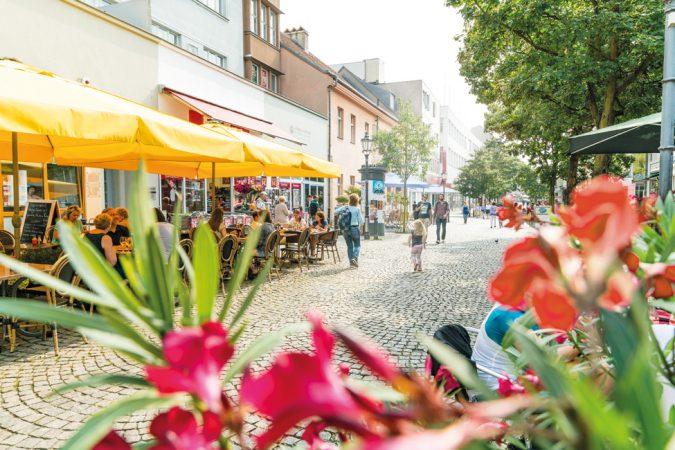 Altstadt Spandau © Project Immobilien Wohnen AG