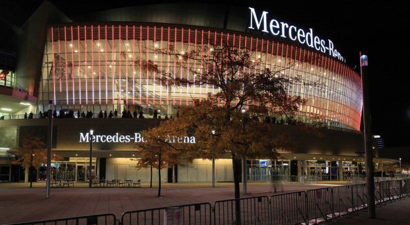 Mercedes Benz Arena © Pascal Volk Lizenz: CC BY-SA 2.0