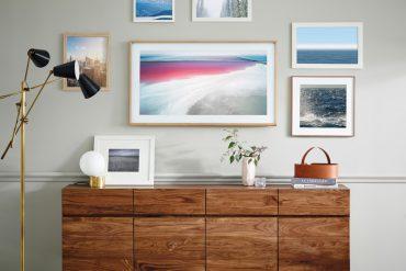 The Frame: Harmoniert mit dem Interieur © www.samsung.com
