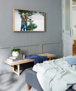 Samsung-The-Frame-Lifestyle-8-249x300 The Frame – Wenn der Fernseher zum Kunstwerk wird