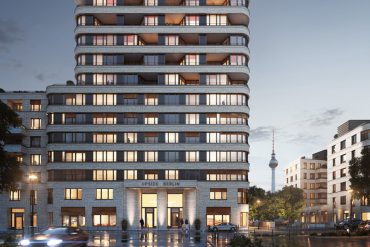 UPSIDE BERLIN – Unübersehbar hochkarätig © Ziegert - Bank- und Immobilienconsulting GmbH