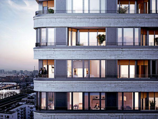 Auf Augenhöhe mit den Wahrzeichen der Stadt © Ziegert - Bank- und Immobilienconsulting GmbH