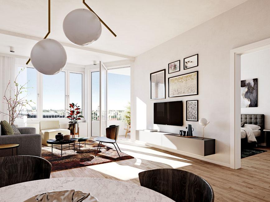 Vollendeter Stil auf ganzen Linien © Ziegert - Bank- und Immobilienconsulting GmbH