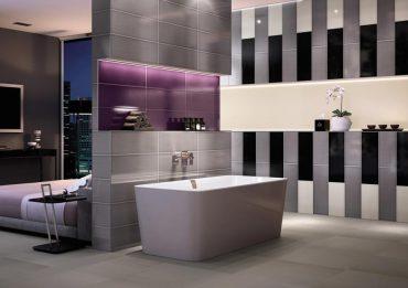Das unaufdringliche, elegante Grau als Basisfarbe bringt andere Farben noch stärker zum Strahlen © Villeroy & Boch AG