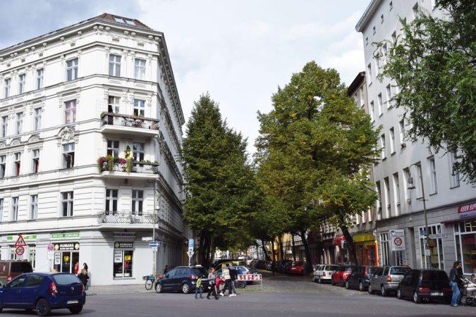Karl-Marx-Straße © Christopher Barz
