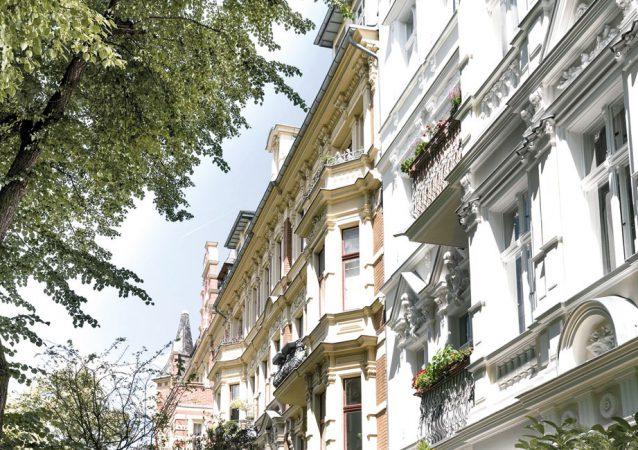 Noch heute gehört Friedenau zu den Quartieren mit der höchsten Altbausubstanz. © Project Immobilien Wohnen AG