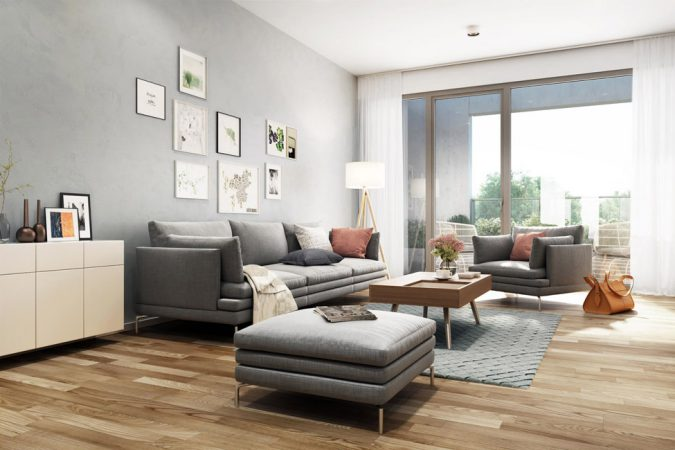 Exklusiven Wohnkomfort genießen – ComfortOne © BUWOG Group